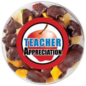 TEACHER APPRECIATION - Chocolate Dipped Dried Mixed Fruit