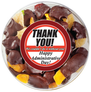 ADMINISTRATIVE PROFESSIONAL - Chocolate Dipped Dried Mixed Fruit