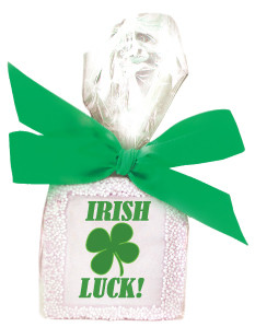 ST. PATRICKS DAY - Custom Printed Chocolate Graham Cookies SPECIAL ORDER