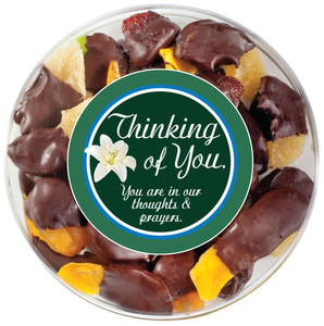 THINKING OF YOU - Chocolate Dipped Dried Mixed Fruit