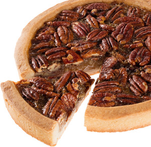 SEASONAL PECAN  Cookie Pie - In Perfect Taste for the Holidays!