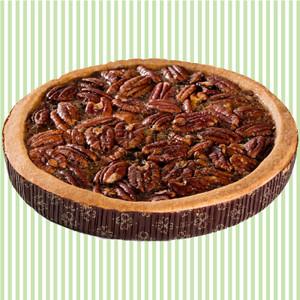 Pecan Cookie Pie
