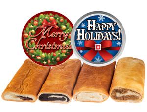 CHRISTMAS/ HOLIDAY HUNGARIAN NUT ROLLS