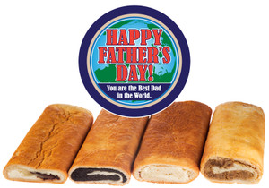 FATHERS DAY -  HUNGARIAN NUT ROLLS