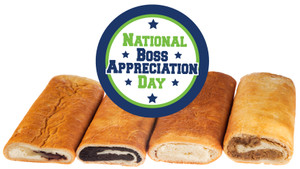 BOSS'S DAY NUT ROLLS & MORE (CAN BE CUSTOMIZED)