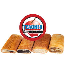 TEACHER APPRECIATION - HUNGARIAN NUT ROLLS