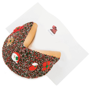 CHRISTMAS - GIANT FORTUNE COOKIE - Limited Edition