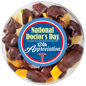 DOCTOR APPRECIATION - Chocolate Dipped Dried Mixed Fruit