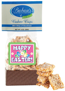EASTER CASHEW CRISPS - A Special Gift or Treat - Can Customize