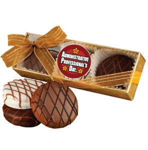 ADMIN/ OFFICE STAFF CHOCOLATE DRIZZLED OREO TRIO
