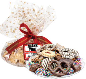 ADMINISTRATIVE ASSISTANT COOKIE ASSORTMENT SUPREME - Cookies, Pretzel & Candy