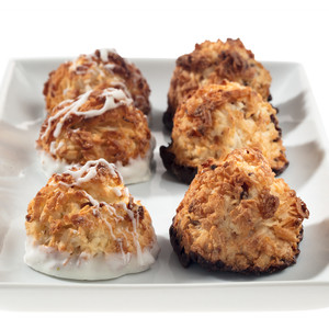 BIRTHDAY COCONUT MACAROONS - Many Sizes /Package Options Available