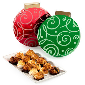 CHRISTMAS MACAROONS - NOVELTY BOX