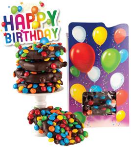 BIRTHDAY NOVELTY PRETZEL BOX