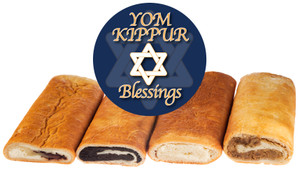 YOM KIPPUR NUT ROLLS & MORE (CAN BE CUSTOMIZED)