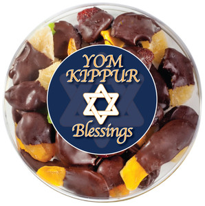 YOM KIPPUR - Chocolate Dipped Dried Mixed Fruit