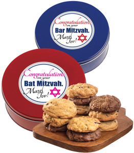 BAR/BAT MITZVAH Assorted Cookie Scones