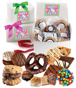EASTER/ SPRING  BOX OF GOURMET TREATS