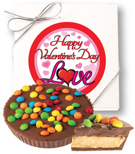 PEANUT BUTTER CHOCOLATE MINI PIE  FOR VALENTINES DAY- Gift Boxed