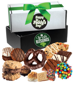 ST. PATRICKS DAY  MAKE-YOUR-OWN GIFT BOX
