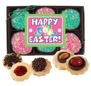 EASTER BUTTER COOKIES - 12 Cookies