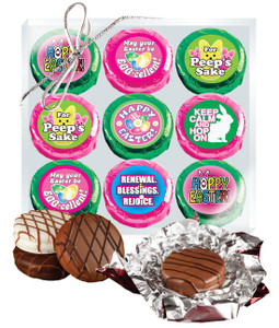 "EASTER/ SPRING ""COOKIE TALK""  CHOOCLATE OREO GIFT PACK"