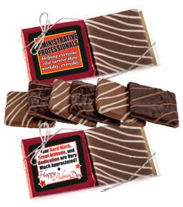 "ADMIN/ OFFICE STAFF - ""COOKIE TALK"" CHOCOLATE GRAHAM DUO"