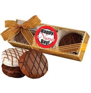 NURSE APPRECIATION - CHOCOLATE DRIZZLED OREO TRIO