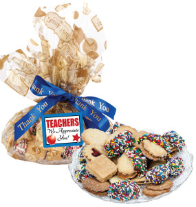 TEACHER APPRECIATION  BUTTER COOKIE ASSORTMENT
