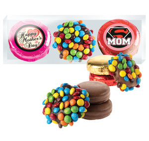 MOTHERS DAY M&M  & CHOCOLATE OREO TRIO