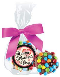 MOTHERS DAY -  CHOCOLATE OREOs w/ M&Ms