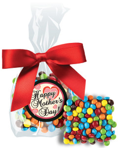 MOTHERS DAY - CHOCOLATE GRAHAMS w/ M&Ms