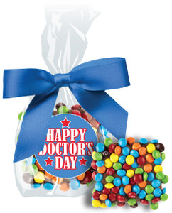 DOCTOR APPRECIATION CHOCOLATE GRAHAMS W/ MINI M&Ms