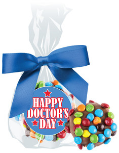 DOCTOR APPRECIATION  CHOCOLATE OREOs w/ MINI M&Ms