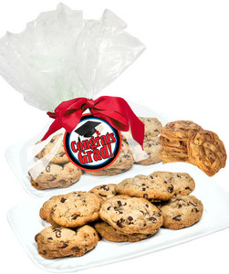 GRADUATION - Butter Chocolate Chip Cookies