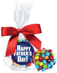 FATHERS DAY CHOCOLATE OREOs w/ MINI M&Ms