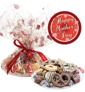 MOTHERS DAY - COOKIE ASSORTMENT SUPREME - Cookies, Pretzel & Candy
