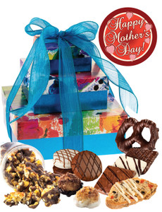 MOTHERS DAY - 3 TIER TOWER OF TREATS
