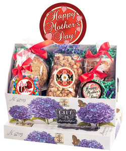 MOTHERS DAY - KEEPSAKE BOXES OF GOURMET TREATS
