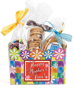 MOTHERS DAY - GIFT BASKET BOX OF GOURMET TREATS