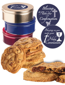 COMMUNION/ CONFIRMATION - CHOCOLATE CHIP COOKIES