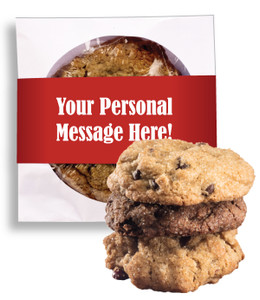 I'M SORRY! - CREATE-YOUR-OWN  COOKIE SCONE SINGLES W/ MESSAGE