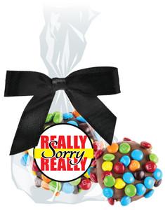 I'M SORRY! CHOCOLATE  OREOs w/ MINI M&Ms