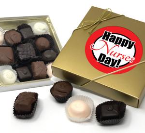 NURSE APPRECIATION CHOCOLATE CANDY BOX