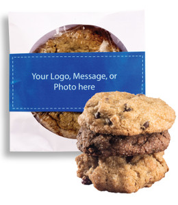 SWEET 16 'CREATE-YOUR-OWN'  COOKIE SCONE SINGLES W/ MESSAGE