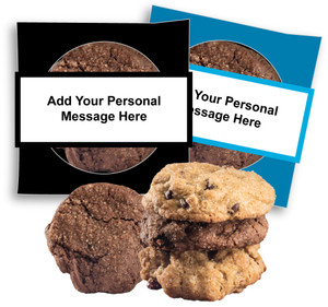 SYMPATHY/SHIVA  'CREATE-YOUR-OWN'  COOKIE SCONE SINGLES W/ MESSAGE