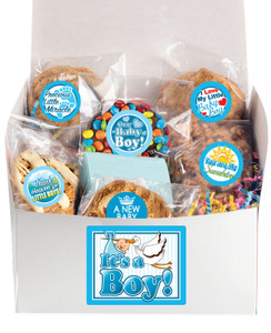 BABY BOY  BOX OF TREATS