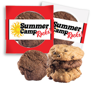 SUMMER CAMP COOKIE SCONE SINGLES