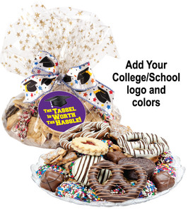 BACK-TO-SCHOOL COOKIE ASSORTMENT SUPREME - Cookies, Pretzel & Candy
