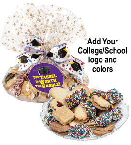 BACK-TO-SCHOOL BUTTER COOKIE ASSORTMENT